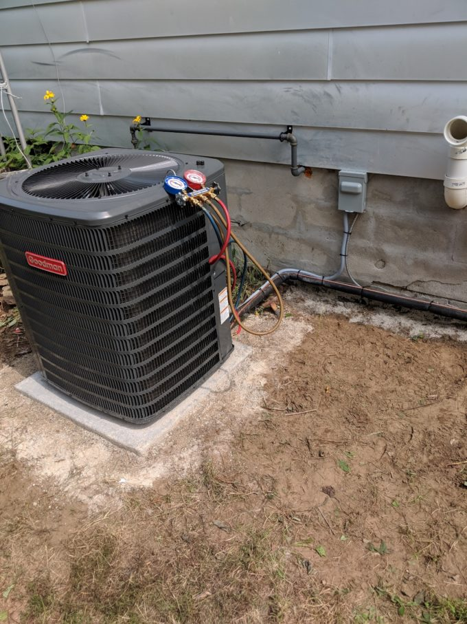 How To Properly Clean Your Air Conditioner- Outdoor Unit